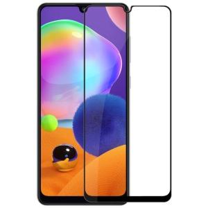 NiLLkin Amazing CP+ Pro Max για Samsung Galaxy A31 (Πλήρης Κάλυψη) Αντιχαρακτικό γυαλί Tempered Glass 9H – μαύρο - 0.33mm μαύρο