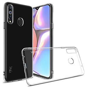 Θήκη Samsung Galaxy A20s IMAK IMAK UX-5 Series Soft TPU πλάτη διάφανη