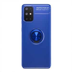 Θήκη Samsung Galaxy A31 OEM Magnetic Ring Kickstand / Μαγνητικό δαχτυλίδι / Βάση στήριξης TPU μπλε