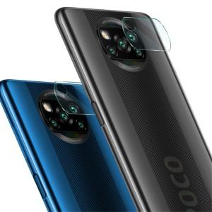 Γυαλί προστασίας κάμερας IMAK για Xiaomi Poco X3 NFC 2τμχ.