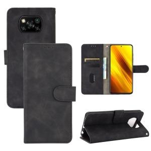 Θήκη Xiaomi Poco X3 NFC OEM Skin Touch Series με βάση στήριξης