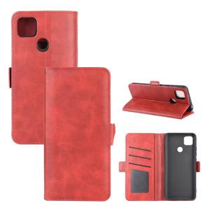 Θήκη Xiaomi Redmi 9C OEM Leather Wallet Case V2 με βάση στήριξης
