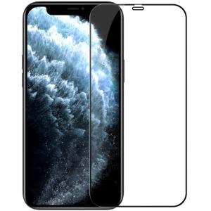 NiLLkin NiLLkin Amazing CP+ Pro Max για iPhone 12 mini (Πλήρης Κάλυψη) Αντιχαρακτικό γυαλί Tempered Glass 9H – μαύρο - 0.33mm μαύρο