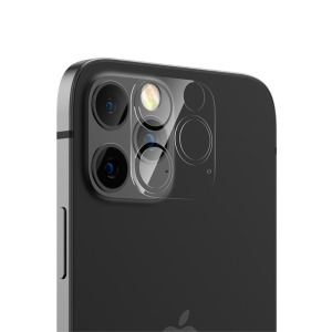Γυαλί προστασίας κάμερας BENKS για iPhone 12 / 12 Pro 2τμχ.