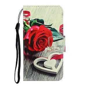 Θήκη Huawei Y5p OEM Heart Rose με βάση στήριξης