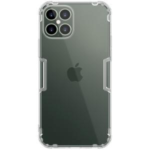 Θήκη iPhone 12 Pro Max NiLLkin Nature Series 0.6mm Πλάτη TPU ημιδιάφανο