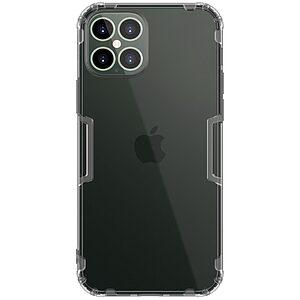 Θήκη iPhone 12 Pro Max NiLLkin Nature Series 0.6mm Πλάτη TPU διάφανο
