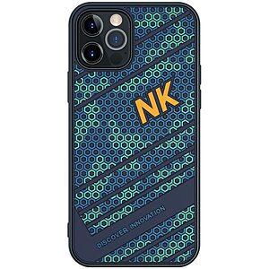 Θήκη iPhone 12 / 12 Pro NiLLkin Striker Series Πλάτη από ενισχυμένο Premium TPU