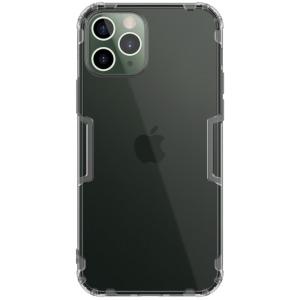 Θήκη iPhone 12 / 12 Pro NiLLkin Nature Series 0.6mm Πλάτη TPU ημιδιάφανο