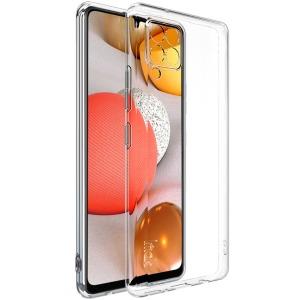 Θήκη Samsung Galaxy A42 IMAK UX-5 Series Soft TPU πλάτη διάφανη