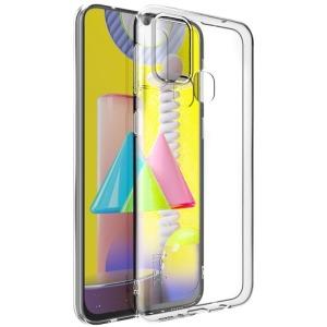 Θήκη Samsung Galaxy M31 IMAK UX-5 Series Soft TPU πλάτη διάφανη