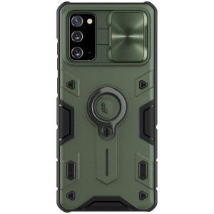 Θήκη Samsung Galaxy Note 20 NiLLkin Camshield Armor Series Πλάτη με προστασία για την κάμερα