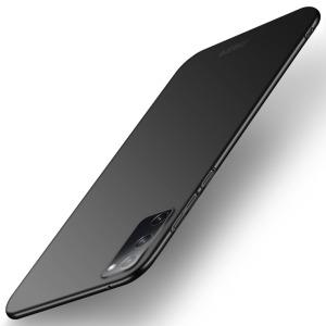 Θήκη Samsung Galaxy S20 FE MOFI Shield Slim Series Πλάτη από σκληρό πλαστικό μαύρο