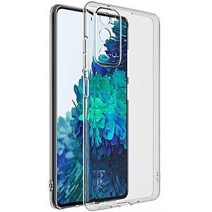 Θήκη Samsung Galaxy S20 FE IMAK UX-5 Series Soft TPU πλάτη διάφανη