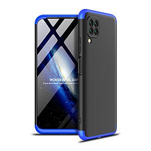 Θήκη GKK Full body Protection 360° από σκληρό πλαστικό για Huawei P40 Lite μαύρο / μπλε