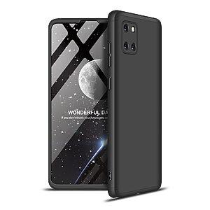 Θήκη GKK Full body Protection 360° από σκληρό πλαστικό για Samsung Galaxy Note 10 Lite μαύρο