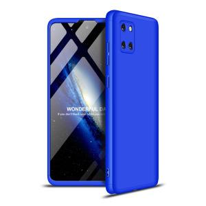 Θήκη GKK Full body Protection 360° από σκληρό πλαστικό για Samsung Galaxy Note 10 Lite μπλε
