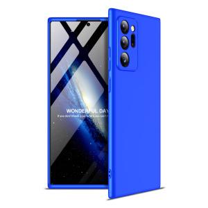 Θήκη GKK Full body Protection 360° από σκληρό πλαστικό για Samsung Galaxy Note 20 Ultra μπλε