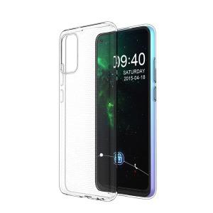 Θήκη Samsung Galaxy A02S OEM Silicone Transparent Πλάτη TPU διάφανη
