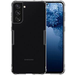 Θήκη Samsung Galaxy S21 Plus NiLLkin Nature Series 0.6mm Πλάτη TPU ημιδιάφανη