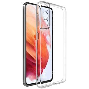 Θήκη Samsung Galaxy S21 IMAK UX-5 Series Soft TPU πλάτη διάφανη
