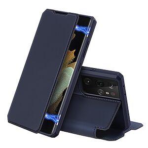 Θήκη Samsung Galaxy S21 Ultra DUX DUCIS Skin X Series με βάση στήριξης