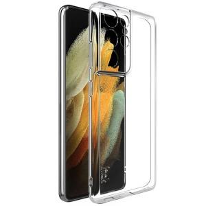 Θήκη Samsung Galaxy S21 Ultra IMAK UX-5 Series Soft TPU πλάτη διάφανη