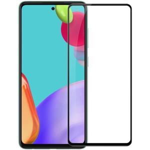 NiLLkin Amazing CP+ Pro Max για Samsung Galaxy A52 4G / 5G (Πλήρης Κάλυψη) Αντιχαρακτικό γυαλί Tempered Glass 9H – μαύρο – 0.33mm