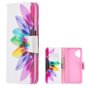 Θήκη Samsung Galaxy A32 5G OEM Colorful Petals με βάση στήριξης
