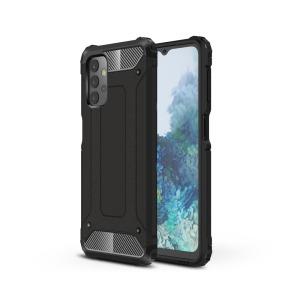 Θήκη Samsung Galaxy A32 5G OEM Armor Guard Hybrid Πλάτη από σκληρό πλαστικό και TPU μαύρο