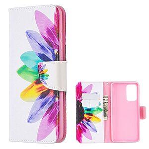 Θήκη Samsung Galaxy A52 4G / 5G OEM Colorful Petals με βάση στήριξης