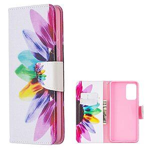Θήκη Samsung Galaxy A72 4G / 5G OEM Colorful Petals με βάση στήριξης