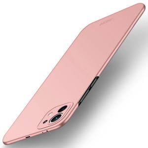 Θήκη Xiaomi Mi 11 MOFI Shield Slim Series Πλάτη από σκληρό πλαστικό ροζ χρυσό