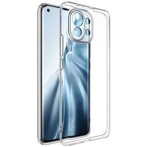 Θήκη Xiaomi Mi 11 IMAK IMAK UX-5 Series Soft TPU πλάτη διάφανη