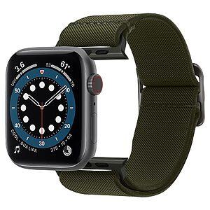 Λουρί Spigen Fit Lite band για Apple Watch 6/ 5/ 4/ 3/ 2/ SE (42/44mm) χακί