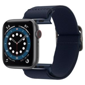 Λουρί Spigen Fit Lite band για Apple Watch 6/ 5/ 4/ 3/ 2/ SE (42/44mm) μπλε