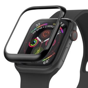 Προστατευτική μεταλλική θήκη Ringke για Apple Watch 6/ 5/ 4/SE 44mm μαύρο