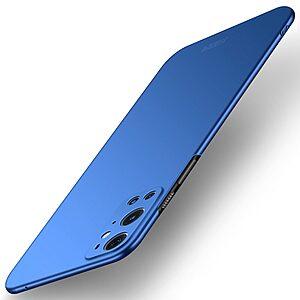 Θήκη OnePlus 9 Pro MOFI Shield Slim Series Πλάτη από σκληρό πλαστικό μπλε