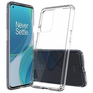 Θήκη OnePlus 9 Pro OEM Silicone Sockproof V2 Transparent Πλάτη TPU διάφανη
