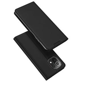 Θήκη Xiaomi Mi 11 Lite 4G / 5G DUX DUCIS Skin Pro Series με βάση στήριξης