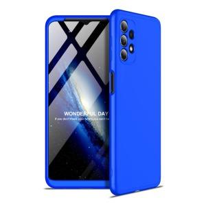 Θήκη GKK Full body Protection 360° από σκληρό πλαστικό για Samsung Galaxy A32 5G μπλε