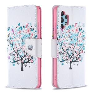 Θήκη Samsung Galaxy A32 4G OEM Flowered Tree με βάση στήριξης