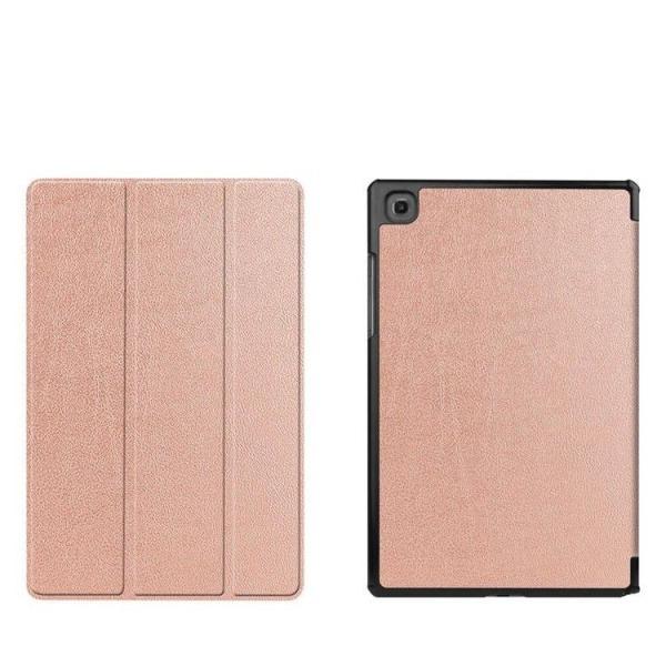 Θήκη Tech-Protect Smartcase Για Tablet Galaxy Tab A7 10.4 T500/T505 Ροζ Χρυσό (2)