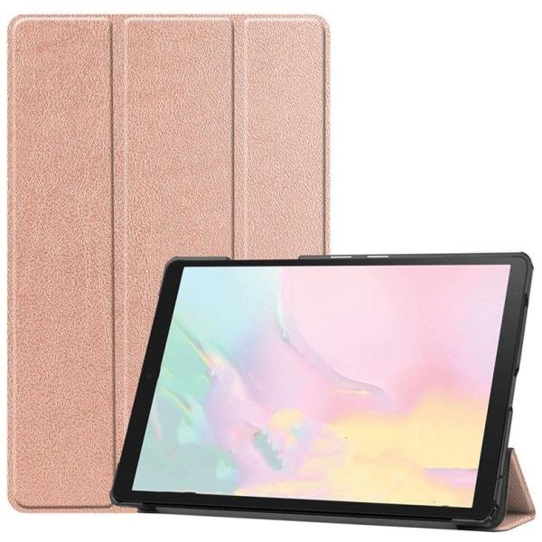 Θήκη Tech-Protect Smartcase Για Tablet Galaxy Tab A7 10.4 T500/T505 Ροζ Χρυσό (3)