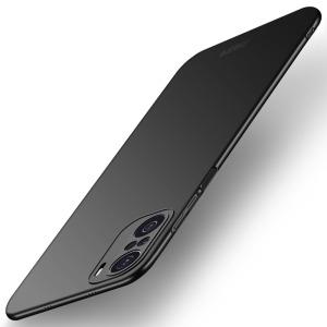 Θήκη Xiaomi Poco F3 / Mi 11i MOFI Shield Slim Series Πλάτη από σκληρό πλαστικό μαύρο