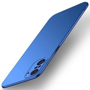 Θήκη Xiaomi Poco F3 / Mi 11i MOFI Shield Slim Series Πλάτη από σκληρό πλαστικό μπλε