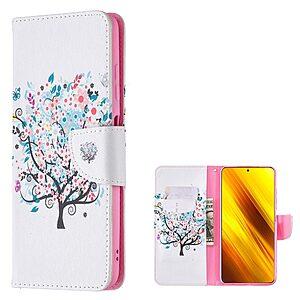 Θήκη Xiaomi Poco X3 NFC / X3 Pro OEM Flowered Tree με βάση στήριξης