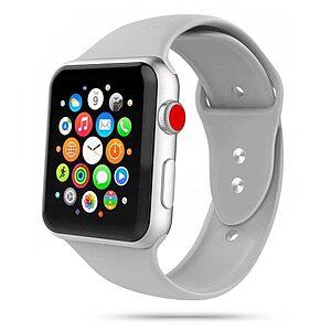 Λουρί Tech-Protect IconBand για Apple Watch 2/ 3/ 4/ 5/ 6/ SE (42/44mm) γκρι