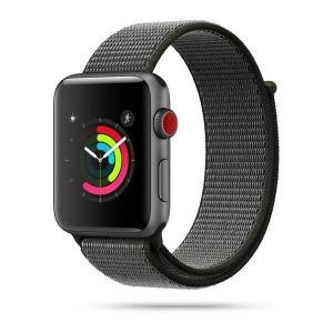 Λουρί Tech-Protect Nylon για Apple Watch 2/3/4/5/6/SE (42/44MM) Λαδί
