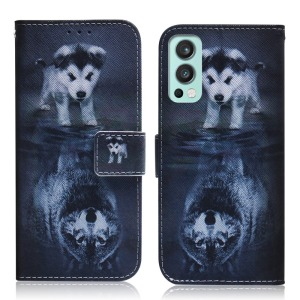 Θήκη OnePlus Nord 2 5G OEM Dog Reflection με βάση στήριξης
